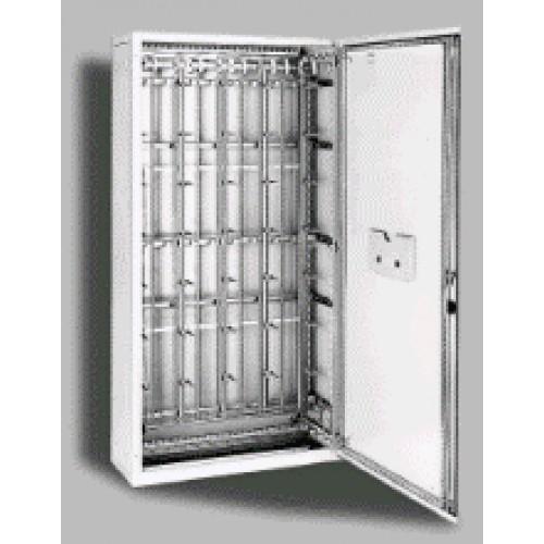 Шкаф напольный  KSP 1400, каркас LSA-PROFIL, 2х690 пар