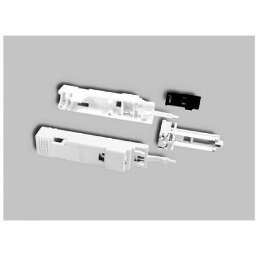 LSA Штекер 2/10, 2/2х2-полюсный, комплект 10шт.
