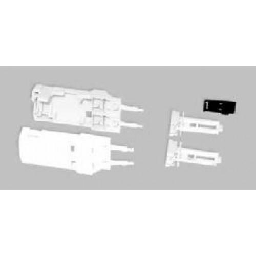 LSA штекер 2/2x4, комплект 10 шт.