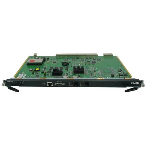 Модуль управления для DAS-4192/DC, 2хSFP, 1хRS-232 и 1xRJ45