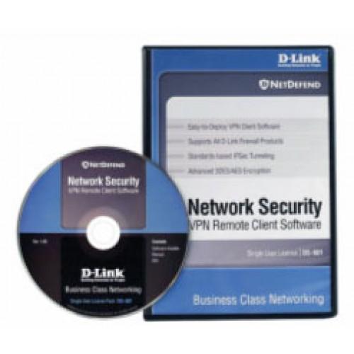 Программное обеспечение NETDEFEND VPN Client (Лицензия на 5 пользователей)