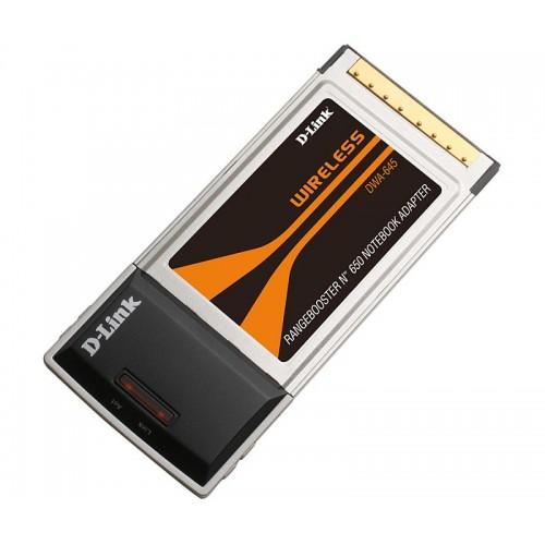 Адаптер беспроводной CardBus 802.11n (проект)