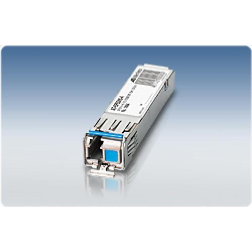 Модуль 10km 1000LX SFP, BiDirectional Fiber 1490Tx/1310Rx - Hot Swappable