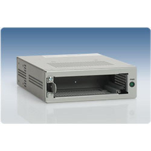 Шасси 1 Slot Media Converter rackmount chassis with -48 DVC power