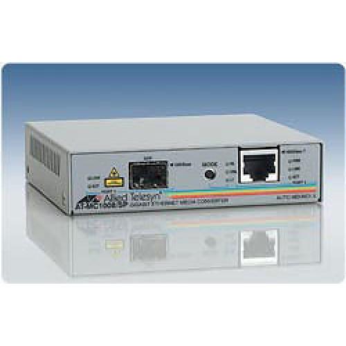 Конвертер 1000T to SFP Media Converter
