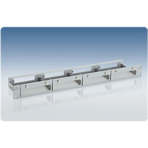 Крепление Wall mountable and Rackmountable Tray for 4 Units of Media Converter