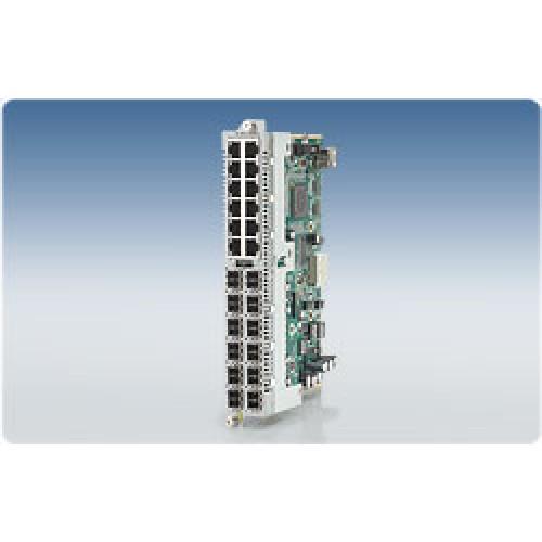 Модуль 12 channel 10/100BaseTX to 100FX (Multi-mode fiber 2km) media blade for the AT-MCF2000