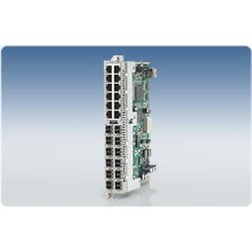 Конвертор 12 channel 10/100BaseTX to 100FX (Single-mode fiber 15km) media blade for the AT-MCF2000