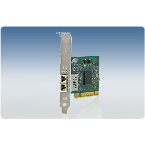 Сетевая карта Single port Fiber Gigabit NIC for 32-bit PCI bus LC