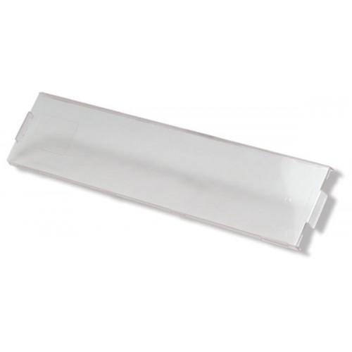 Крышка защитная для блока 4х50 66 кросса, Siemon, защёлкивающаяся, прозрачная