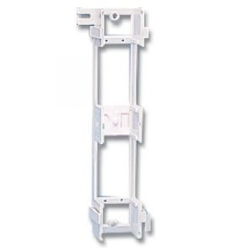 Подставка Siemon S89D для 66 кроссов M1-25, M1-50 или M1-100, возможность установки до 4-х 25-парных TELCO-разъемов