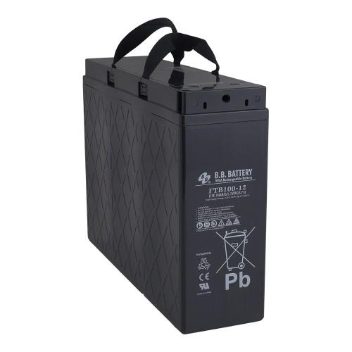 Аккумуляторная батарея FTB 100-12 (12V; 100 Ah)