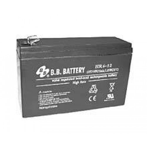 Аккумуляторная батарея В.В.Battery HR 6-12