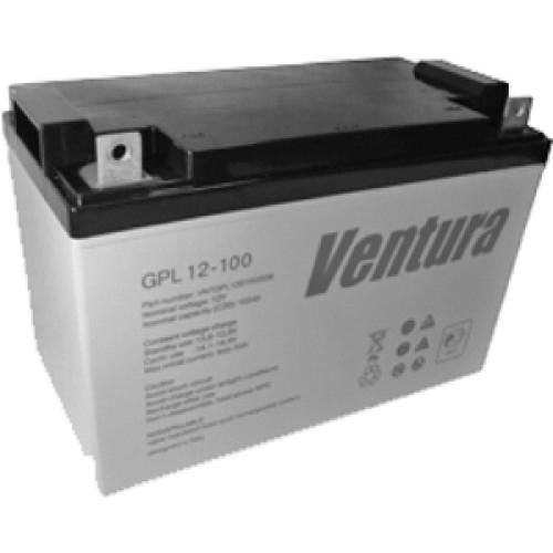Аккумуляторная батарея Ventura GPL 12-100 (12V; 100Ah)