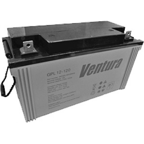 Аккумуляторная батарея Ventura GPL 12-120 (12V; 120Ah)