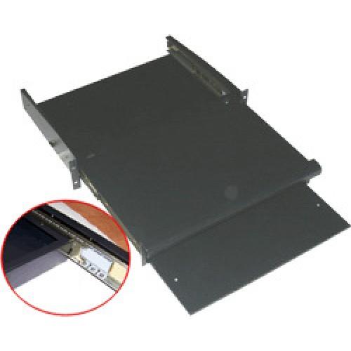 Полка для клавиатуры и мыши выдвижная фронтальная, 2U TWT-CBB-SKM-2U/20