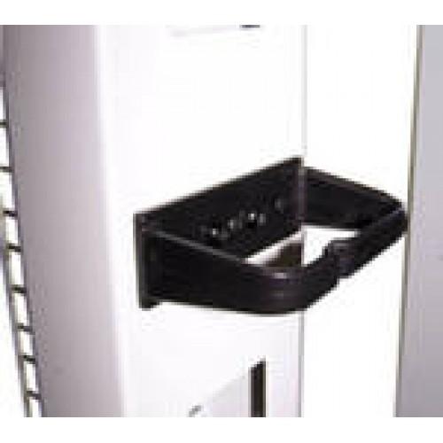 Пластиковое кольцо для вертикальных органайзеров шкафов и стоек, 2U TWT-CB-RGH-2U