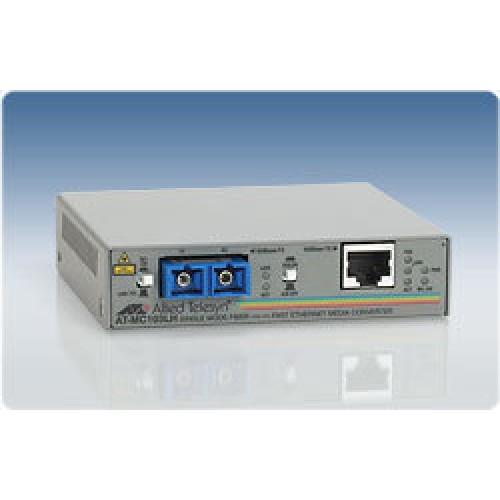 Конвертер среды Media Converter 100BaseTX to 100BaseFX (SC Singlemode 40km)