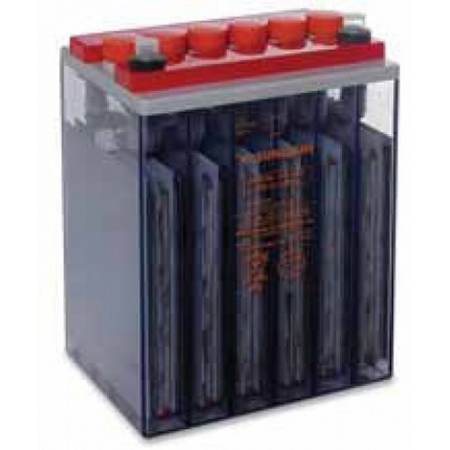 Аккумуляторная батарея 12V 1 OPzS 50