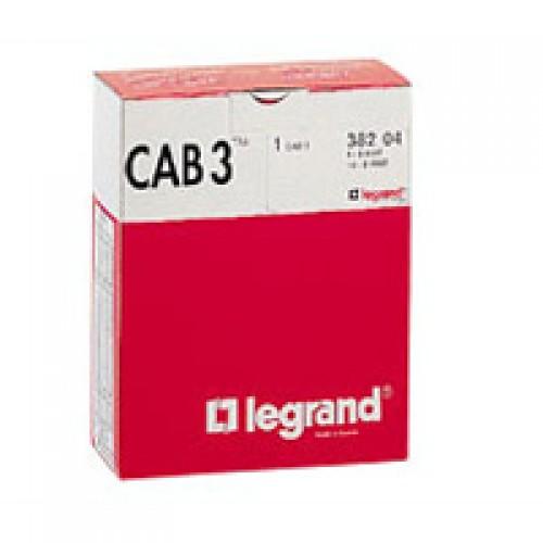 Набор маркеров CAB3  d= 4 - 6mm (250 цифр 0-9)