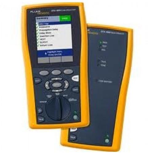 Кабельный анализатор DTX-1200 INTL, ответный блок Smart Remote, П/О LinkWare, адаптер Permanent Link