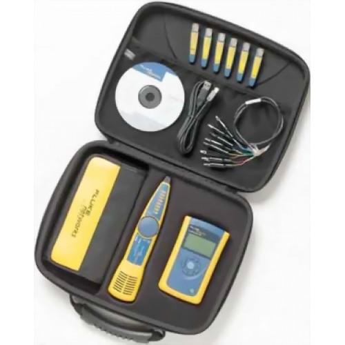 Расширенный набор для тестирования LRPRO-KIT (сетевой мультиметр LinkRunner и IntelliTone, детектор