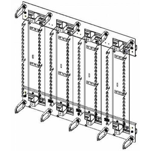 Комплект частей настенного распределительного устройства LSA-PLUS®