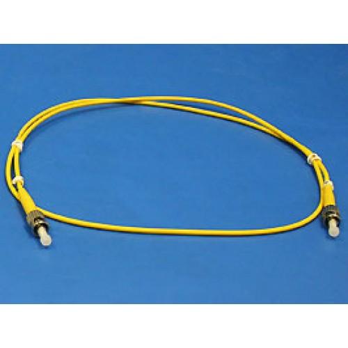 Патч-корд оптический ST-ST, simplex, 9/125, 1m, PCNET 12-AAS1F04-1M
