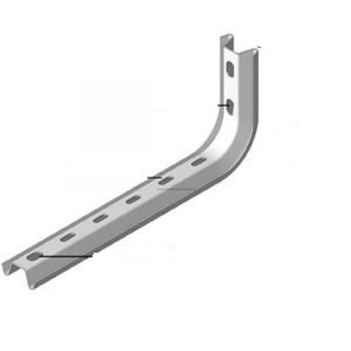Кронштейн для крепления лотка на стене L=250мм (шт.)
