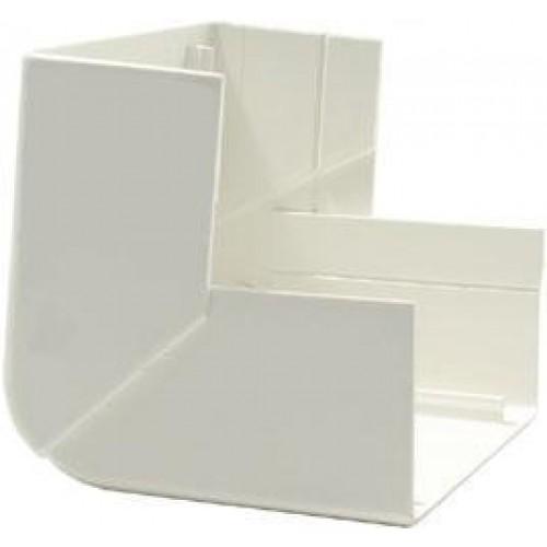 Угол внешний переменный для кабель-каналов DLP 34/50 х100, белый, Legrand 030922