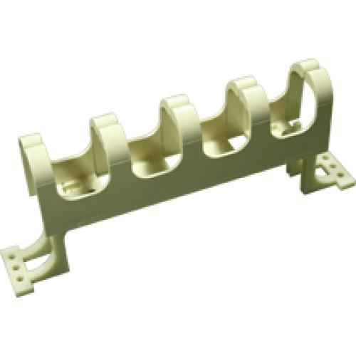 Органайзер для 110-го кросса настенный, с ножками LAN-WS110-ORG/L