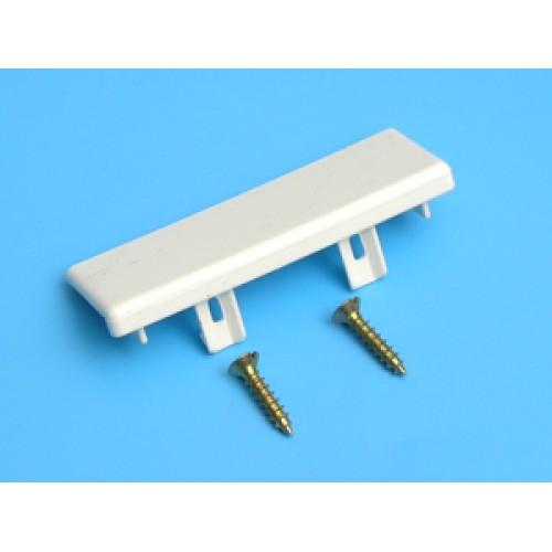 Заглушка торцевая для кабель-каналов DLP 32х16/20, белая, Legrand