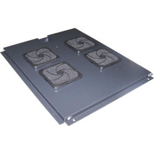 Блок 6-ти вентиляторов в крышу шкафа Business глубиной 800 мм (с подшипниками)