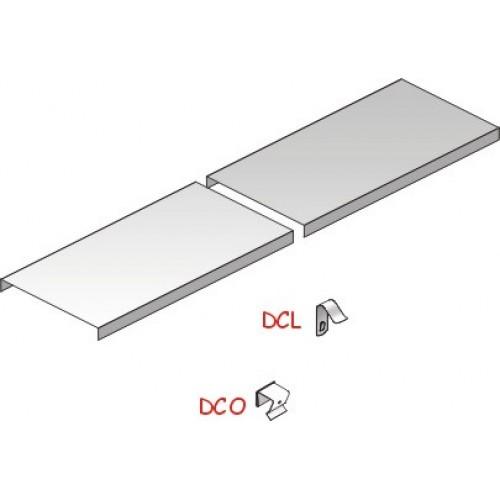 Крышка лотка 400мм (м) СТАНДАРТНАЯ ДЛИНА - 2,00м