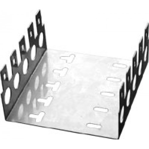 Монтажный хомут (рама) LSA на 5 плинтов 2/10 глубина 30мм шаг 22,5мм, Hyperline