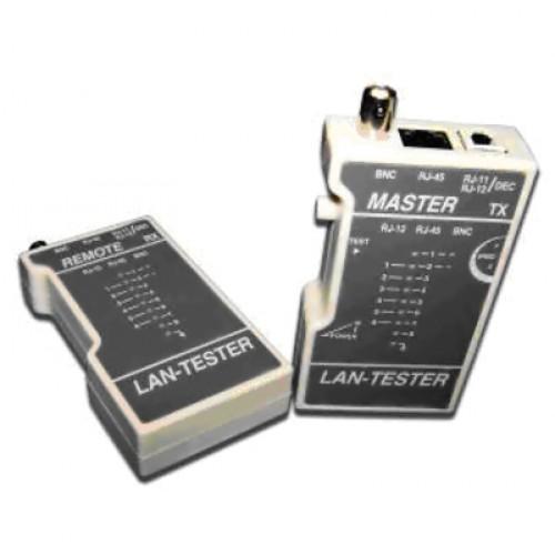 Тестер витой пары TST-200 (без батарейки)