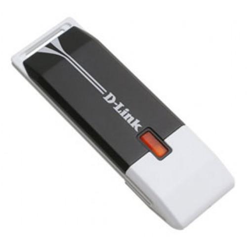 Адаптер USB,RangeBooster N 650 беспроводной 2,4 ГГц (проект стандарта 802.11n)  до 300 Мбит/с