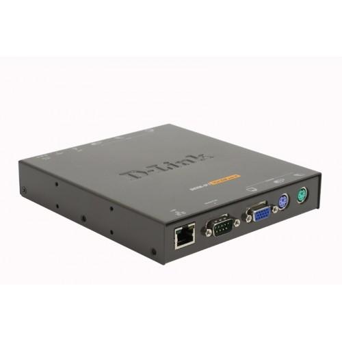 Переключатель IP 1-портовый KVM