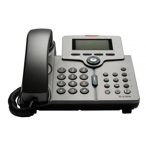 VoIP-телефон с поддержкой SIP и PoE