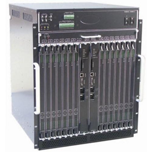 Модульный IP DSLAM c 14-ю модулями ADSL/SHDSL
