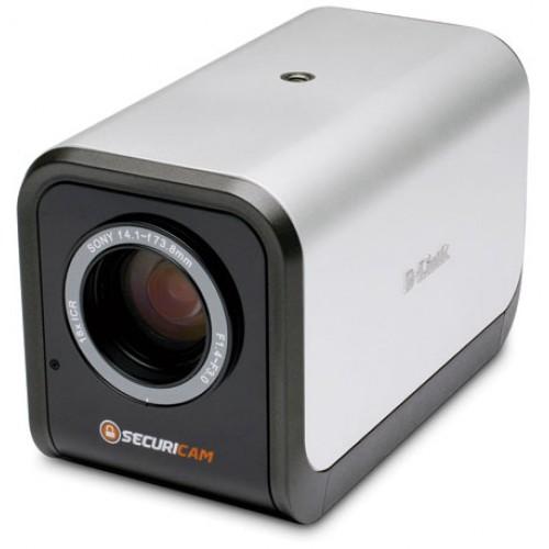 Интернет-камера с повышенной светочувствительностью  с 18-кратным оптическим