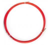 Устройство для протяжки кабеля мини УЗК в бухте, 10 м, диаметр прутка 3,5 мм УЗК-10