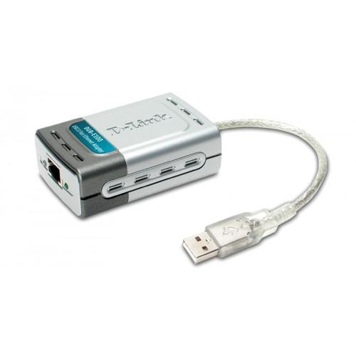 Адаптер USB 2.0/1.0 10/100Мб