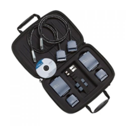 Комплект для измерения межкабельных наводок для стандартов 10Gig
