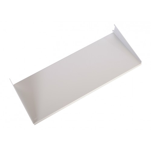 Полка клавиатурная ЦМО ТСВ, навесная, 2U, 473х200х60 (ШхГхВ), для шкафов и стоек, цвет: серый ТСВ-К-СТК