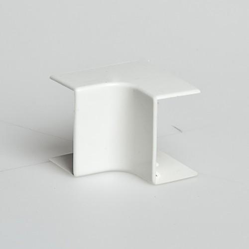 Угол внутренний для кабель-канала 60*40, белый