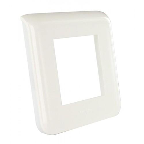 Рамка декоративная Mosaic 2М белая