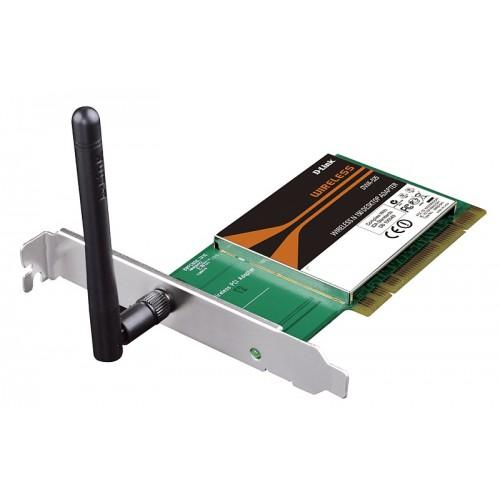 Адаптер WIRELESS N150 PCI 802.11n