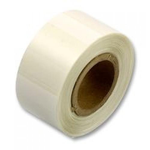 Этикетка с/л 25.4x9.7х31.8мм для маркировки кабеля до 4 пар, винил, вручную, рулон 200 шт, бел.