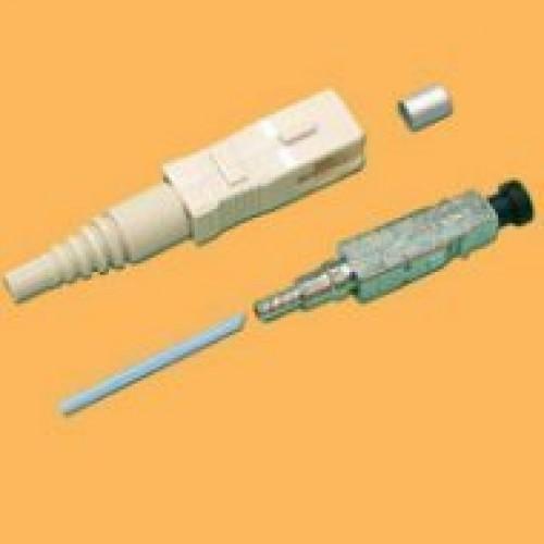 ВО коннектор SС ММ, 3 мм, duplex